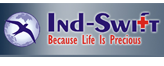 ind swift logo client of kanath pharmaceutical machinery manufacturers in mumbai