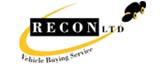 recon logo client of kanath pharmaceutical machinery manufacturers in mumbai