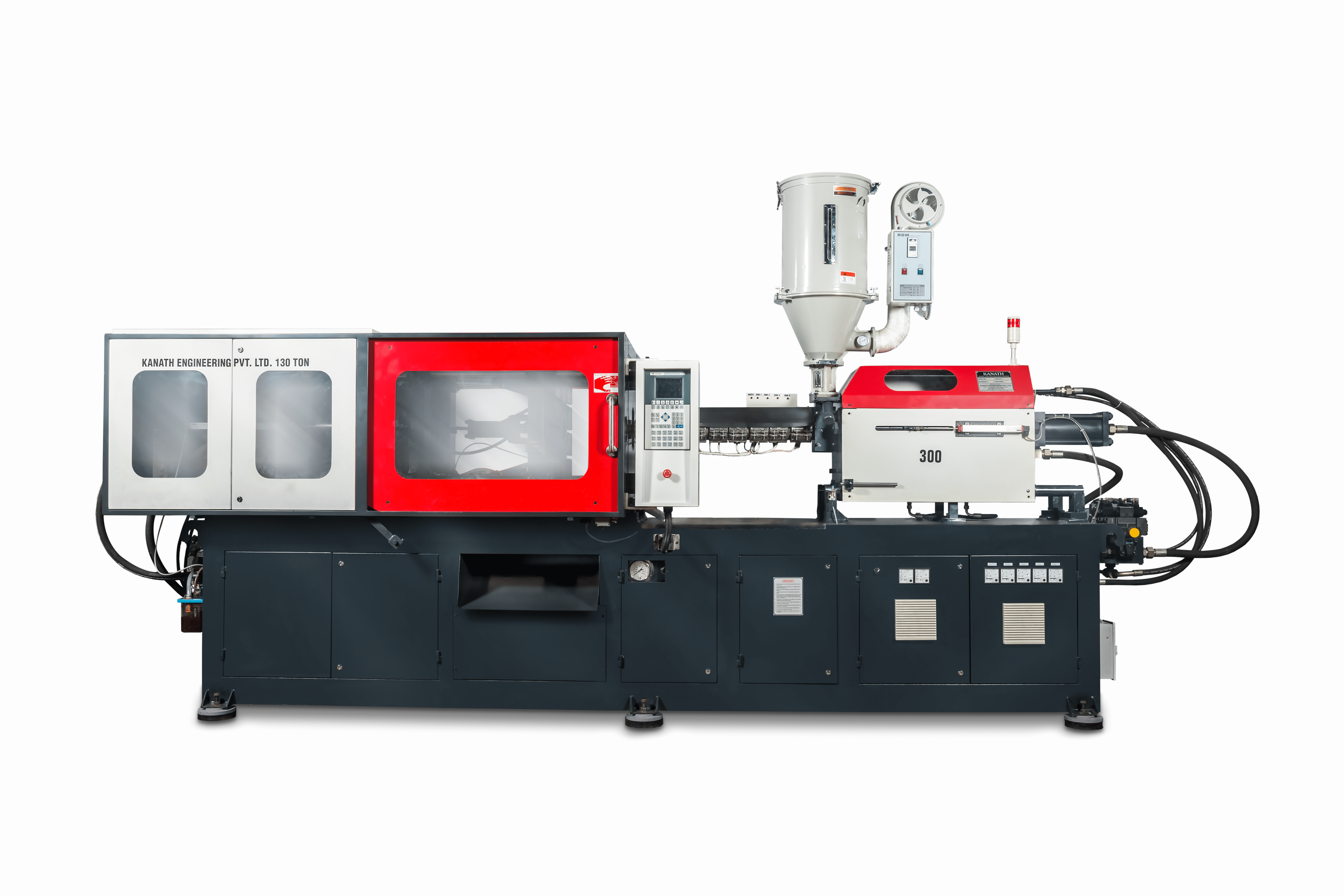 Injection Molding Machines 4E A Users Guide